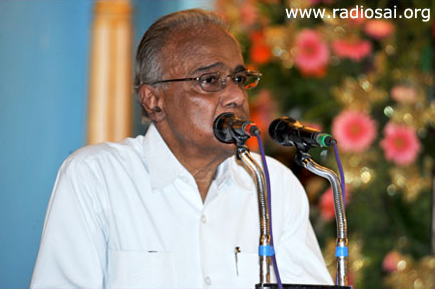 Шринивасан, Mr. V. Srinivasan